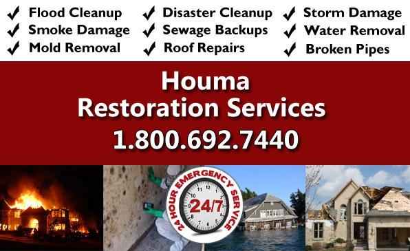 houma la restoration services