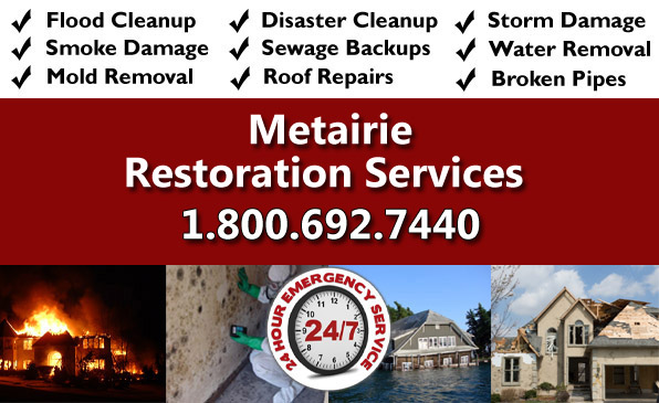 metairie la restoration services